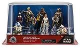 Disney Star Wars Exclusive Rise of Skywalker The Resistance Figurine PVC Figure Playset
