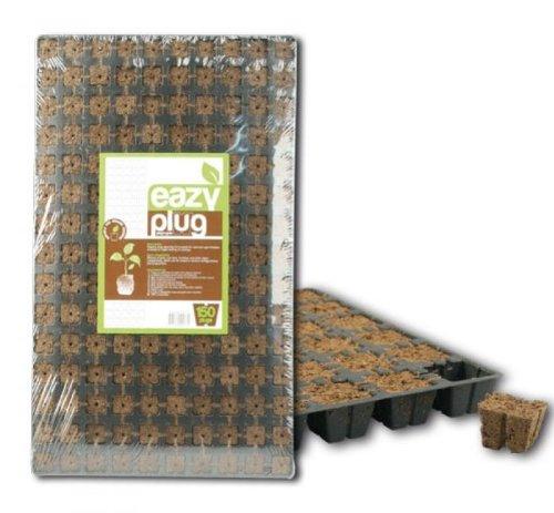 Vaschetta per seminare Eazy Gardening Plug - 150 Alveoli (52x31cm)