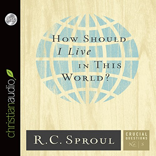 Bargain Audio Book - How Should I Live in This World
