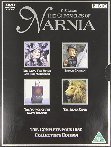 The Chronicles of Narnia - The Complete Collector's Edition [4 DVDs] [UK Import]