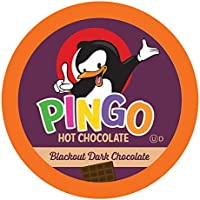 24 Count Pingo Single-Cup Hot Cocoa for Keurig K-Cup Brewers
