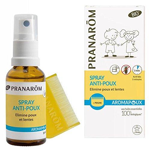 PRANAROM - Aromapoux Spray Anti Poux - 30 ml