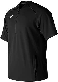 New Balance Men's NB Dry Short Sleeve 3000 Batting Jacket