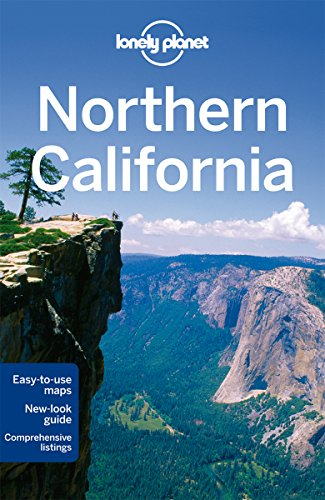Lonely Planet Northern California [Lingua Inglese]