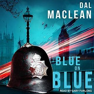 Blue on Blue cover art