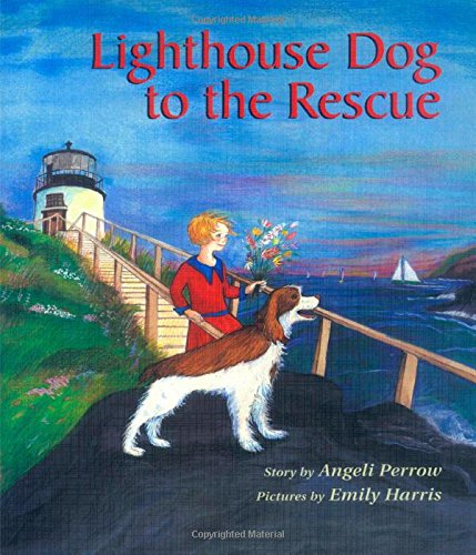 Lighthouse Dog to the Rescue