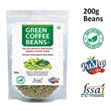 Pushp Tea Green Coffee Beans-Arabica for Weight Management (200 g)