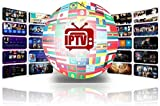 USA TV Channels with International Channels IPTV Box 5000+ Channels