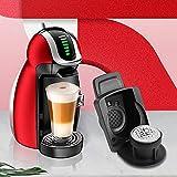 Adaptador de cápsula de acero inoxidable compatible con cafetera reutilizable para máquina de café fabricante de piezas-Francia