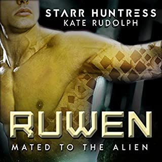 Ruwen: Mated to the Alien cover art