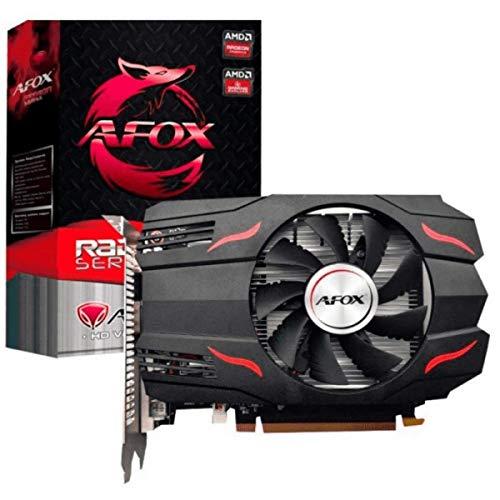 Placa de Vídeo AFOX AMD Radeon R5 220 2GB DDR3 64 Bits - AFR5220-2048D3L9-V2