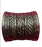salaam Namaste oxidised Vintage Style Kara bracelete, Belley Dancing Kara