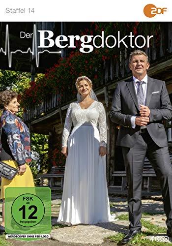 Der Bergdoktor - Staffel 14 [4 DVDs]