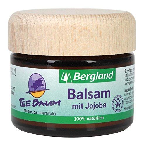 Bergland Teebaum Balsam mit Jojoba, 1er Pack (1 x 50 ml)
