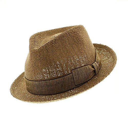 Votrechapeau - Porkpie - Chapeau de Paille - Navagio - Tour de tête 55