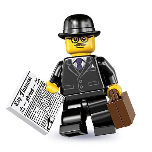 LEGO Minifigures Series 8 - Businessman