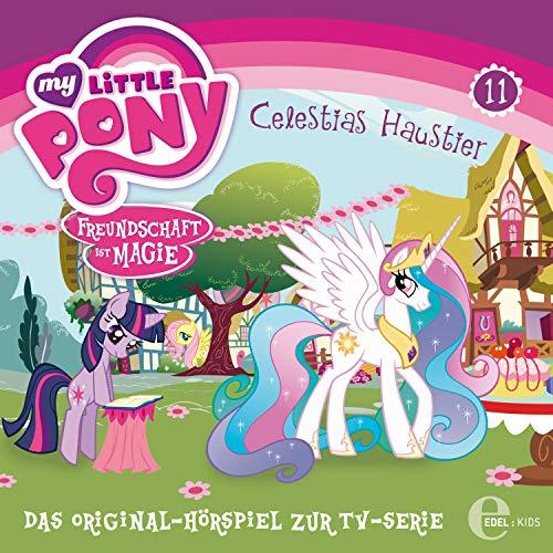 Büffelherden und Apfelbäume / Celestias Haustier. Das Original-Hörspiel zur TV-Serie Titelbild