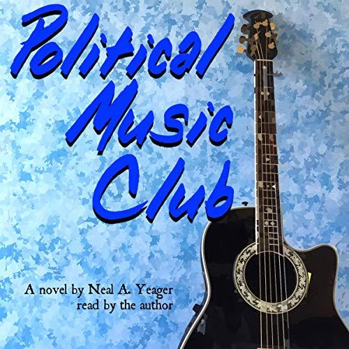 Political Music Club audiobook cover art