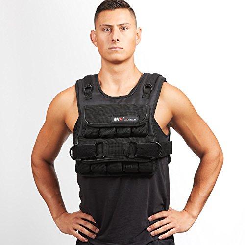 miR Adjustable Weighted Vest, 20 lb. (Short)