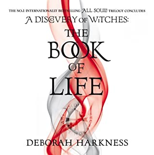 The Book of Life     The All Souls Trilogy, Book 3              By:                                                                                                                                 Deborah Harkness                               Narrated by:                                                                                                                                 Jennifer Ikeda                      Length: 23 hrs and 53 mins     386 ratings     Overall 4.7