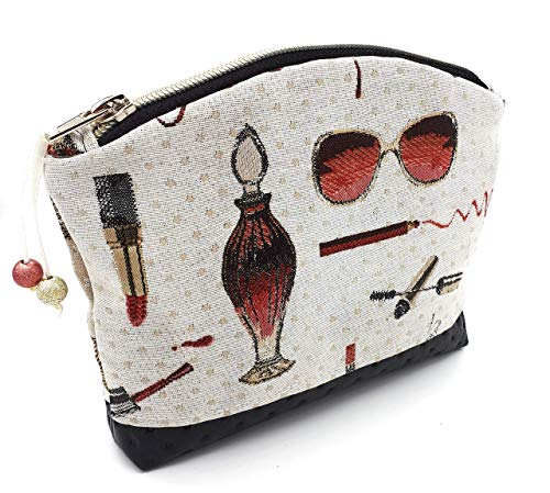 Kosmetik Täschchen, Mäppchen, Beauty Tasche, Zippertasche