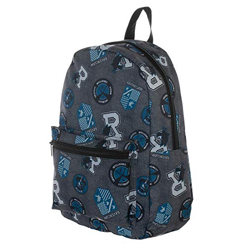 Bioworld - Harry Potter - House Ravenclaw All Over Print (AOP) Sublimated Backpack