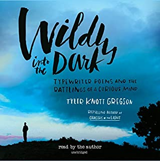 Wildly into the Dark audiobook cover art