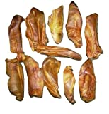 Pigs ears PIECES SPECIAL CUT EARS By Pet Supply <span class='highlight'>Uk</span> 20