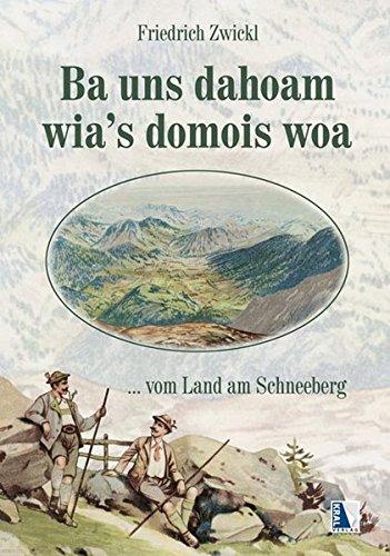 Bei uns dahoam wia´s domois woa: Geschichten aus der alten Zeit