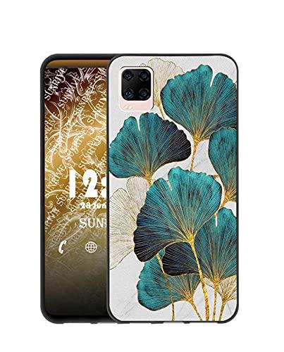 Sunrive Kompatibel mit ZTE Smartphone AXON 11 Hülle Silikon, Transparent Handyhülle Schutzhülle Etui Hülle (Q Blatt)+Gratis Universal Eingabestift MEHRWEG