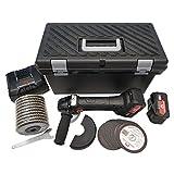 Eisenblatt 65271 Varilex - Batteria Pro HT con 2 batterie incluse