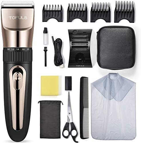 Hair Clippers Professional Hair Clippers for Men Mens Hair clippers for Hair Cutting Electric product image