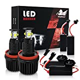 Win Power H8 40W LED Car Angel Eyes Halogen Conversion Kit No error
