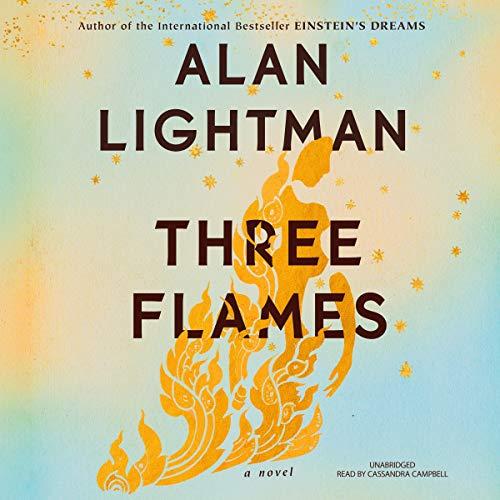 Three Flames cover art