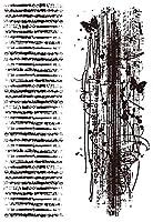 背景DIYスクラップブッキングフォトアルバム用クリアシリコンスタンプシール装飾クリアスタンプM1418