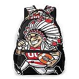 Excellent sac à dos de joueur de rugby indien pour école, collège, étudiant, livre, ordinateur portable, sac décontracté