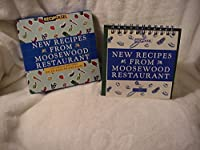 New Recipes from Moosewood Restaurant: 125 Great Recipes on an Easy-To-Use Easel (Recipeasel) 0811809242 Book Cover