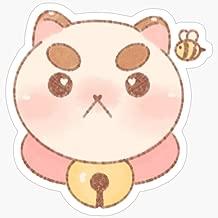 WillettaStore Puppycat Stickers (3 Pcs/Pack)