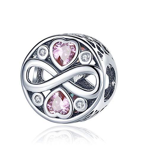 YOYNZY Fit Original Pandora Armbänder 925 Sterling Silber DIY Charms Shining Night Sky Armreif Herstellung Von Modeschmuck Für Frauen
