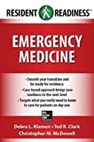 Resident Readiness Emergency Medicine by Debra L. Klamen Ted R. Clark Christopher M. McDowell(2014-04-15)
