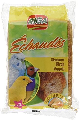 Riga 3 wind bags for birds (with egg) (1 x 50 g)