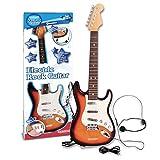 Bontempi 241310 - Guitarra eléctrica con Correa para el Hombro y micrófono