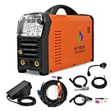 HITBOX TIG Welder AC/DC PFC Wide Voltage 65-265V 200A Pulse TIG Stick 4 in 1 Multifunction High Frequency Iron Aluminum TIG Welding Machine