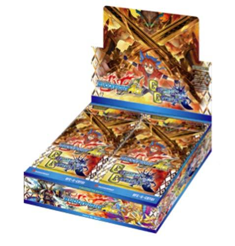 Buddyfight ACE Golden Garga Climax Vol. 1 Booster Box S-CBT01