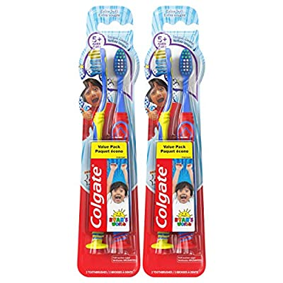 Colgate Kids Toothbrush with