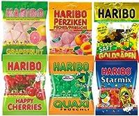 HARIBO ハリボー ハリボーグミ 大人気お好み6点セット