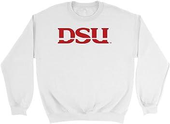 Official NCAA Dixie State University Trailblazers PPDIX04 Mens//Womens Boyfriend Long Sleeve Tee