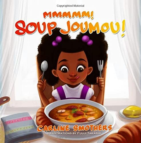 Mmmmm Soup Joumou ZOE BEAUTEE Little Reader s Collection Volume 2 product image