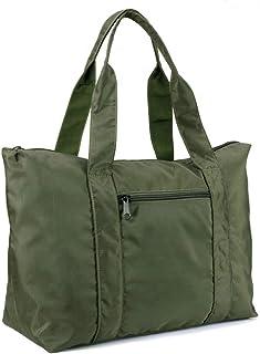 Large-Capacity Travel Foldable Duffel Bag Outdoor Nylon Travel Bag Messenger Bag Lightweight Yoga Bag Weekend Bag