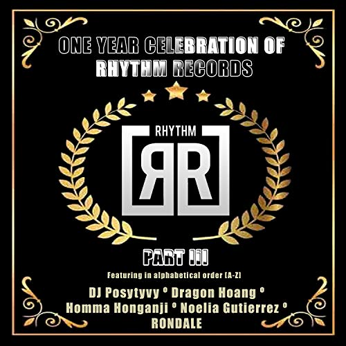 One Year Celebration Of Rhythm Records P3